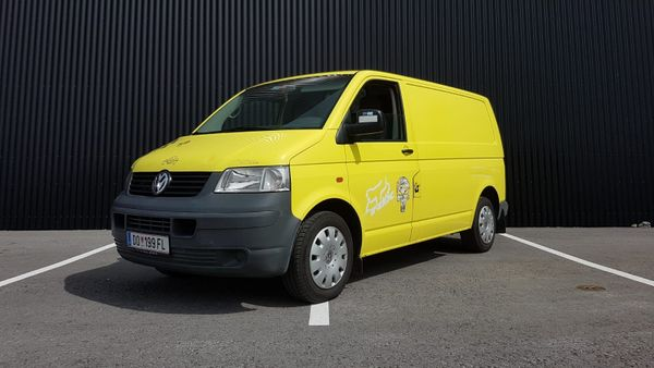 VW T5 inkl Camping 1