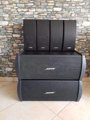 Bose Lautsprecher reserviert