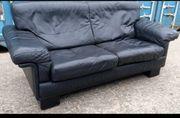 Leder Sofa de Sede DS