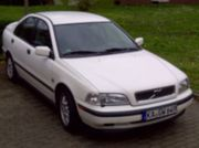 VOLVO S40 Turbo 2 0