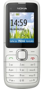 Nokia C1 Klassiker N E