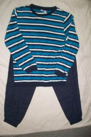 Frotteeschlafanzug