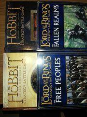 GW games workshop Hobbit Bücher