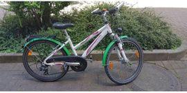 Jugend-Fahrräder - Fahrrad Pegasus Avanti 24zoll