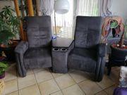 Sofa Fashion 2 Sitzer mit