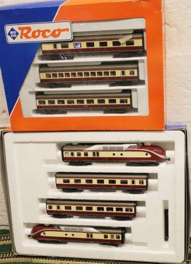 Modelleisenbahnen - ROCO BR VT 11 5