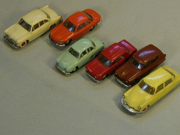 Norev France Modellautos 1 87