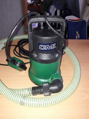 Tauchpumpe von CMI C-TP 250