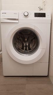 GORENJE Waschmaschine WAS749 Frontlader - wie