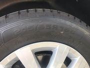 VW Originalfelgen und Bereifung