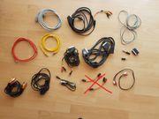 Audio Lan-Kabel Verschiedene
