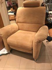Sessel mit Liegefunktion