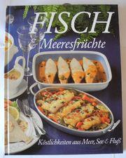 Fisch Meeresfrüchte Köstlichkeiten aus Meer