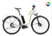 Aktionsrad neu City E-Bike Müsing
