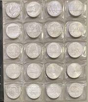 20 x 50 Schilling 1959-1974