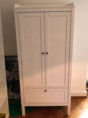 Kleiderschrank weiß 80x50x171 cm