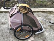 Croozer Fahrrad Anhänger