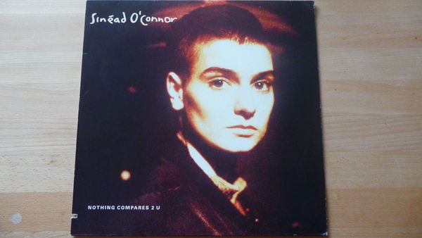 Sinead O Connor nothing compares