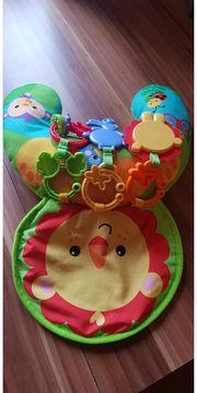Mattel Fisher-Price Spielkissen Bauchlage