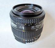 Nikon AF Nikkor 35-70mm s