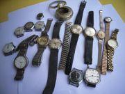 Armbanduhren teilweise defekt