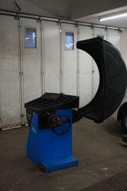 Reifenwuchtmaschine Hofmann