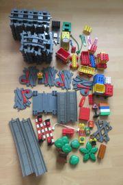 Lego Duplo Eisenbahn Konvolut 120