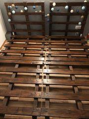 Paletten Bett Balkon Couch 2