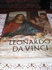 LEONARDO DA VINCI Bildband original