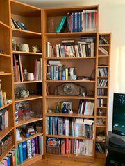 BILLY Bücherregal Kombination - mit Ecklösung