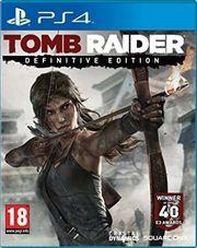 Tomb Raider PS4 Spiel NEU