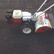 Gartenfräse motorhacke