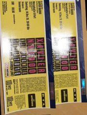 Xavier Naidoo - Konzert Tickets in