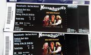 2 Eintrittskarten Musical Massachusetts Fr