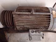gebrauchter E-Motor 380 V voll