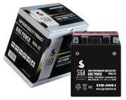 SIGA Motorrad Batterie 14Ah 12V