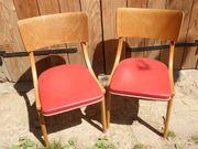 50er Jahre Stühle 2 Stück