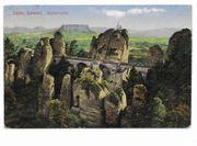verschiedene Postkarten aus Sachsen