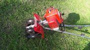 Mantis Gartenfräse Motorhacke Rasenlüfter mieten
