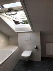 Ruhige 3-ZKB Balkon Dachgeschosswohnung neu