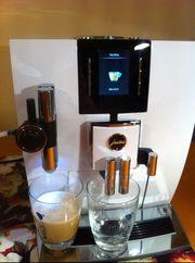 Jura J6 Weiß Kaffeemaschine