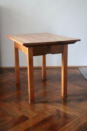 Tisch antik Hartholz