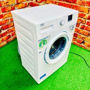 A 6Kg schmale Waschmaschine Beko