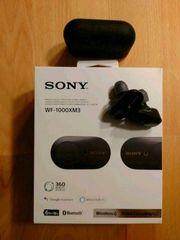 Sony WF-1000XM3 Kopfhörer Neu