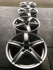 4x Alufelgen für BMW 17
