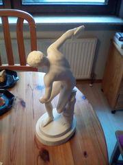 Griechische Statuette zu verkaufen Diskuswerfer