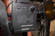 Lichtanlage Botex SC-4 Steuerung