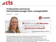 IT-Mitarbeiter als Schnittstellenmanager Alten- und