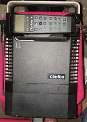 Clarion Porty Mobiltelefon C-Netz