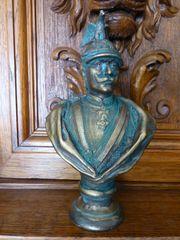 Büste Kaiser Wilhelm II von